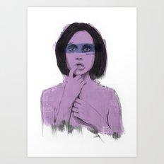 Bereft Art Print