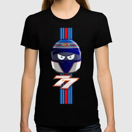 VALTTERI BOTTAS_2015_HELMET #77 T-shirt