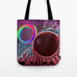 Sidereal tablecloth  bis Tote Bag