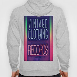 Vintage Clothing Records Hoody