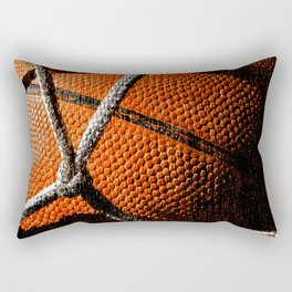 Basketball artwork vx cx 5 Rectangular Pillow