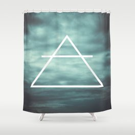 AIR 1 Shower Curtain
