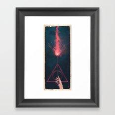 Expelliarmus Framed Art Print