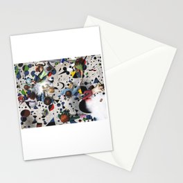 Cleaning the Miro. Stationery Cards