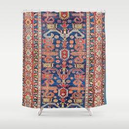 Perepedil Shirvan East Caucasus Rug Print Shower Curtain