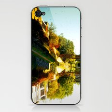 Reflections In The Water iPhone & iPod Skin
