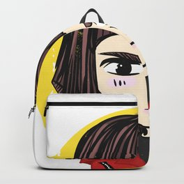 BADASS LADY ROBBER Backpack