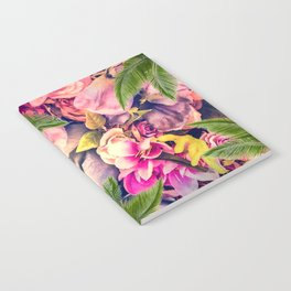 Flower dream Notebook