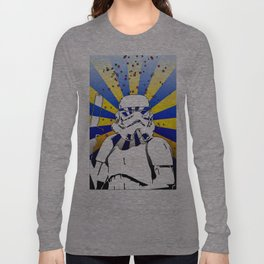Psychedelic Trooper 2 Long Sleeve T-shirt