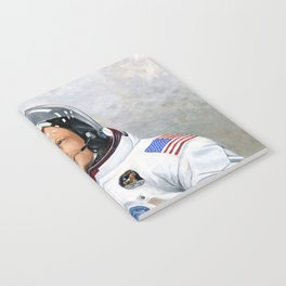 Neil Armstrong Notebook