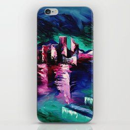 """Victoria Harbor"" Painting iPhone Skin"