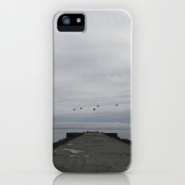 northern melancholy iPhone Case