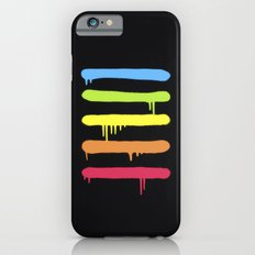 Trendy Cool Graffiti Tag Lines Slim Case iPhone 6s