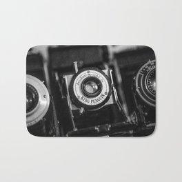 Classic Cameras. Bath Mat