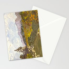 Alpine Autumn Stationery Cards