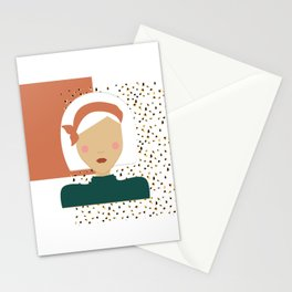 Jungle Gal Stationery Cards