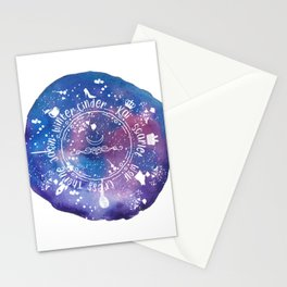 The Lunar Chronicles Stationery Cards