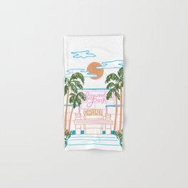 Hollywood Park Casino Hand & Bath Towel