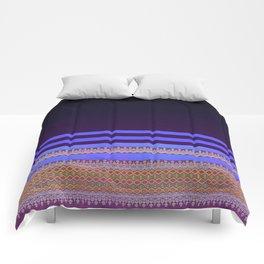 Ethnic embroidery Comforters