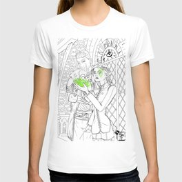 But it Still Lingers T-shirt