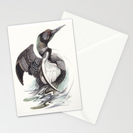 The Loon Stationery Cards