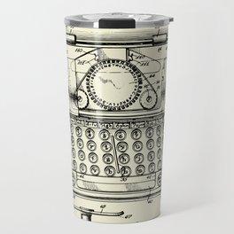 Typewriter-1941 Travel Mug