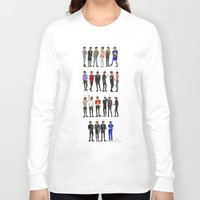 zayn malik Long Sleeve T-shirts featuring 22 Zayn Malik by justsomestuff