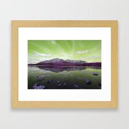 The Unseen Framed Art Print