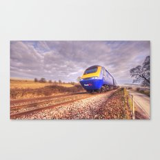 HST at Crofton Canvas Print