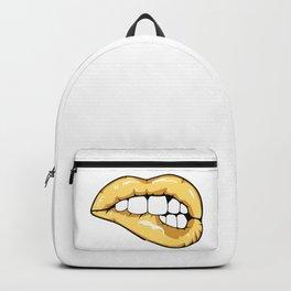 Honey lips Backpack