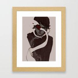 jammed Framed Art Print