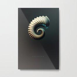 archaean Metal Print
