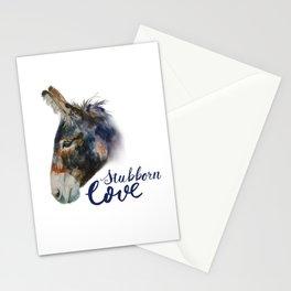 Stubborn Love Stationery Cards