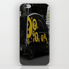 The Riddlermobile? iPhone & iPod Skin