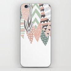 PLUMAS iPhone & iPod Skin
