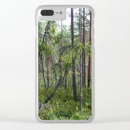 Home of the ancient ones Clear iPhone Case