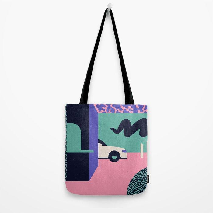 Creepster Tote Bag