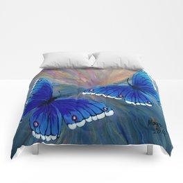 Butterflies-2  Comforters