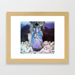 Mt. Saint Helens Framed Art Print