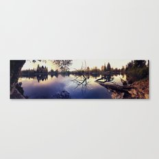 Until Dusk Canvas Print