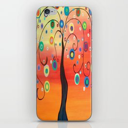 Fiesta Tree iPhone Skin
