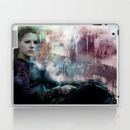 The Field Of Battle Is My Temple Laptop & iPad Skin
