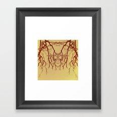branches#07 Framed Art Print
