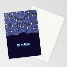 Doctor Who Stationery Cards