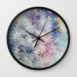 Abstract 205 Wall Clock
