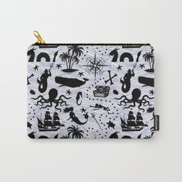 High Seas Adventure // Carry-All Pouch