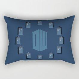 Doctor Who - Tardis Rectangular Pillow