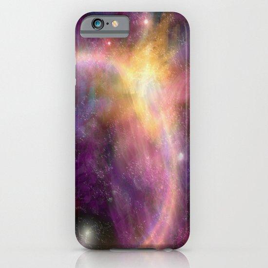 Nebula VI iPhone & iPod Case