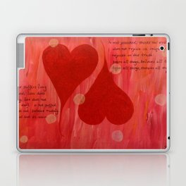 It's all about LOVE Laptop & iPad Skin