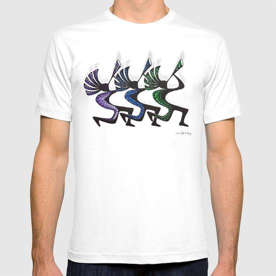 JAZZY KOKOPELLI T-shirt